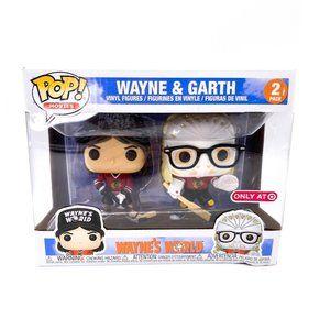 Wayne's World Funko Pop 2-Pack